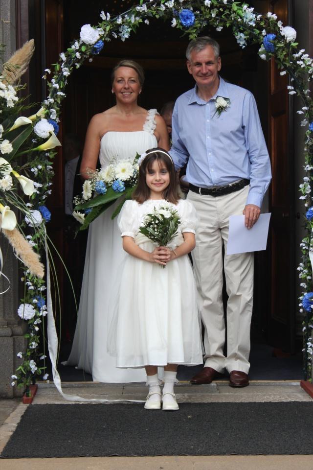 BrideGroomArch