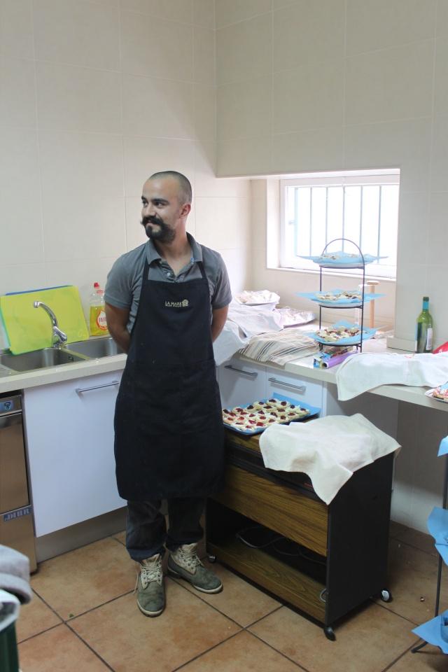 Ruben kitchen