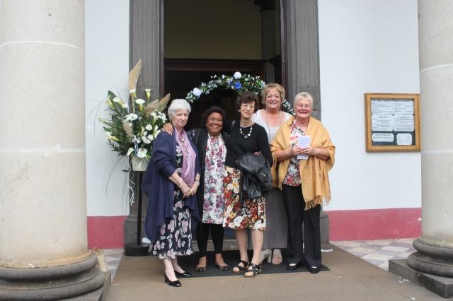 The Flower ladies