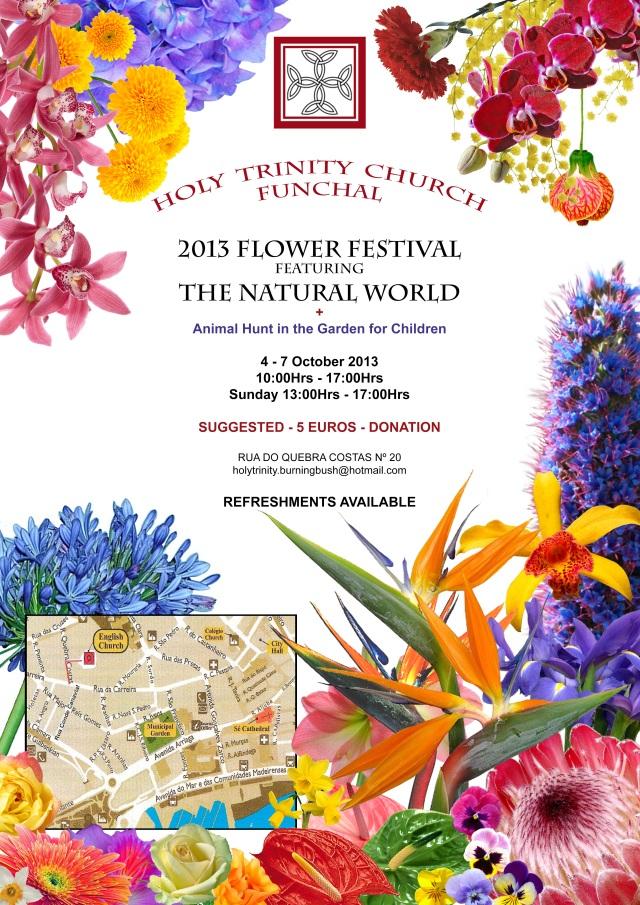 Cartaz Floral 2013 inglês(Final)