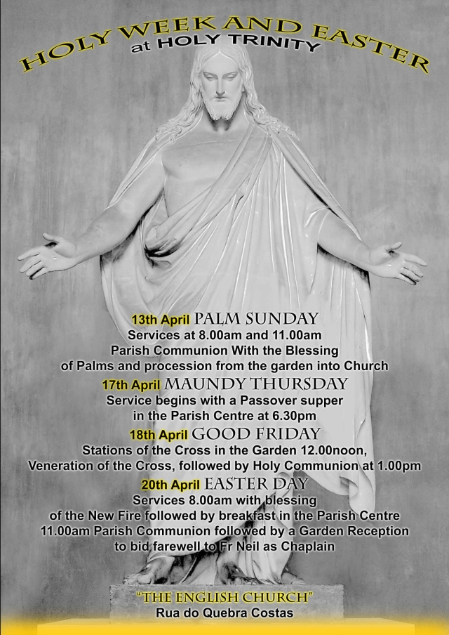 Easter Poster 2014