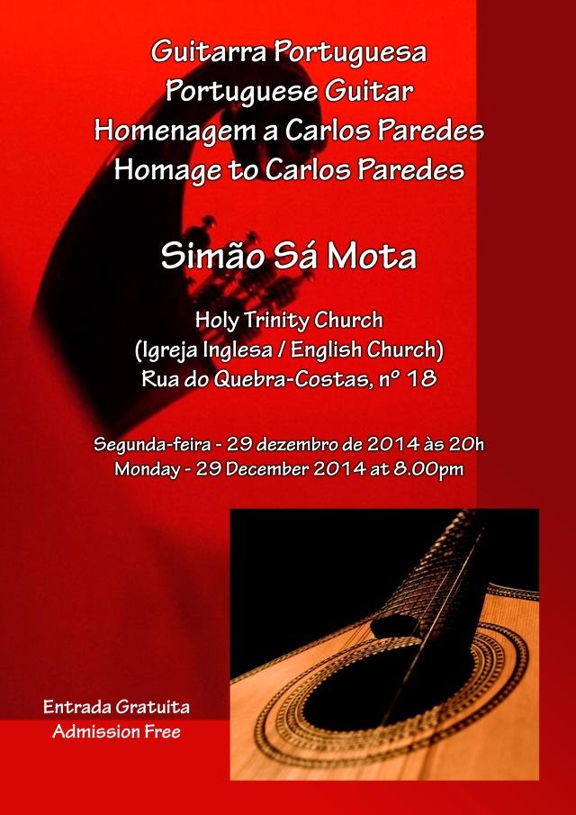 cartaz Guitarra